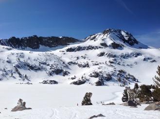 Carson Pass BC Ski Day!